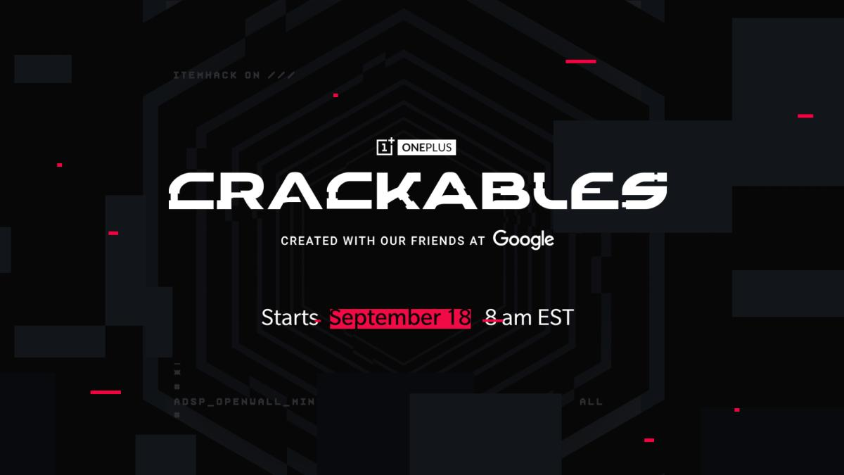 crackables oneplus google
