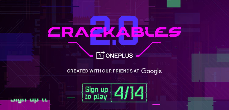 crackables oneplus spiel