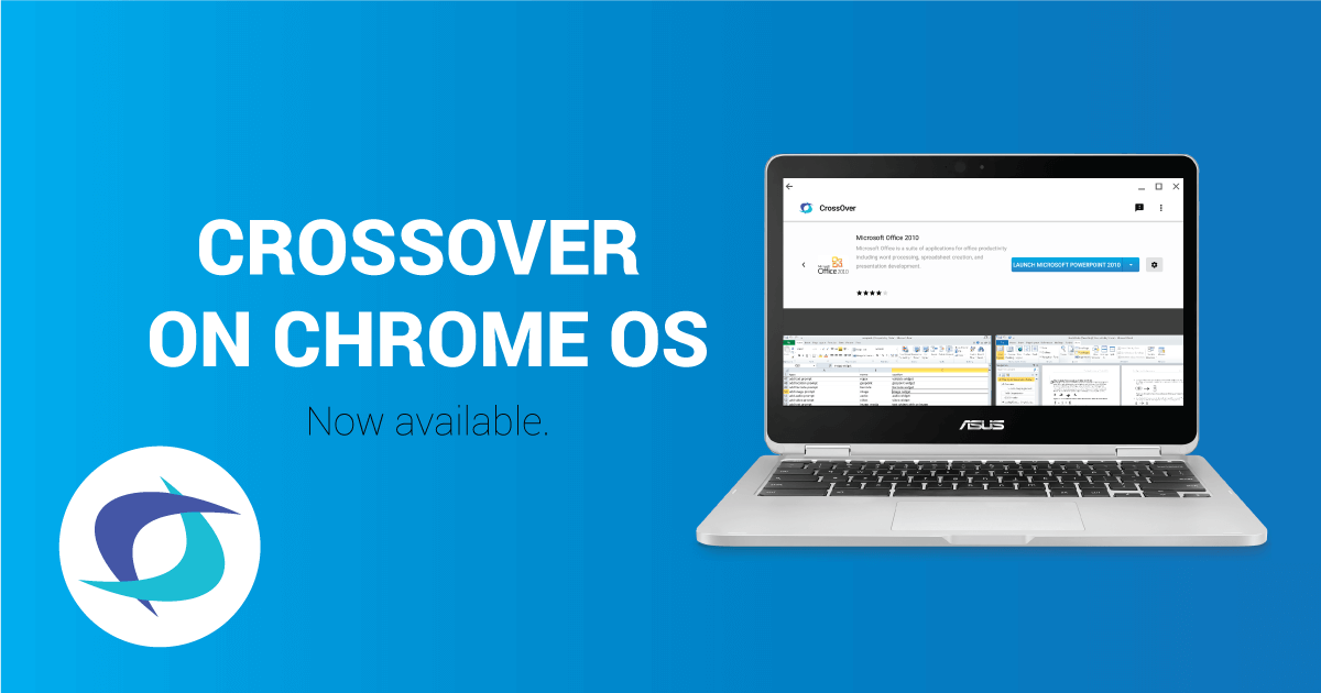 Crossover on Chrome OS