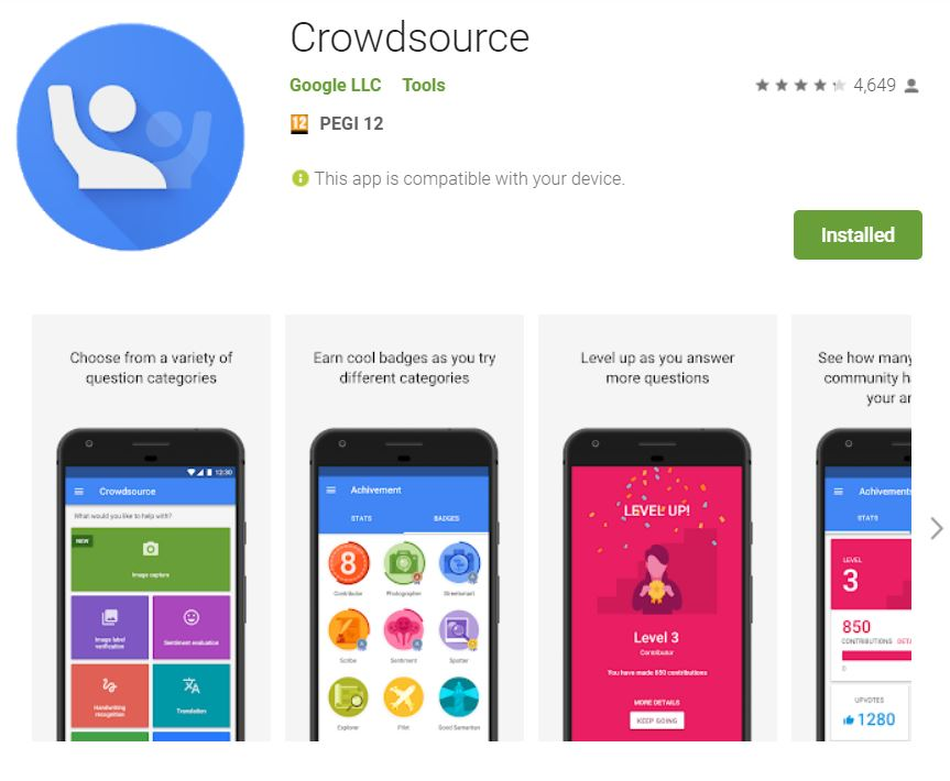 crowdsource google ki