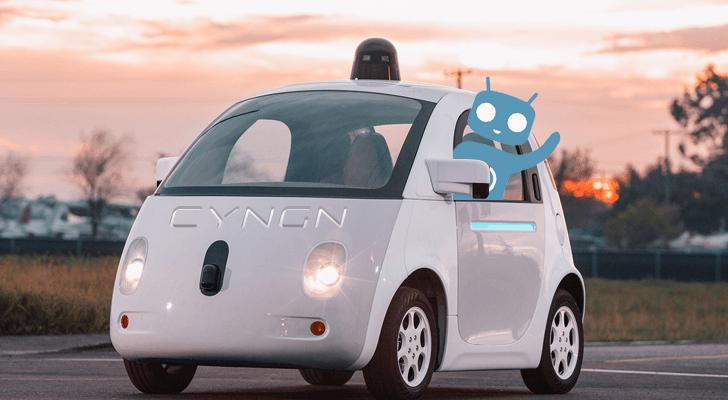 cyanogen driverless car