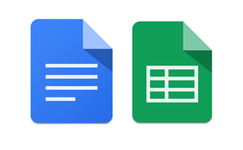 docs-and-sheets