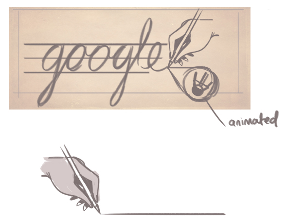 doodle-biro