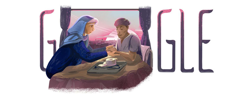 dr ruth pfau google doodle 90 geburtstag