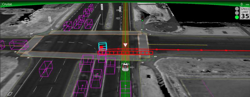 driverless car 1