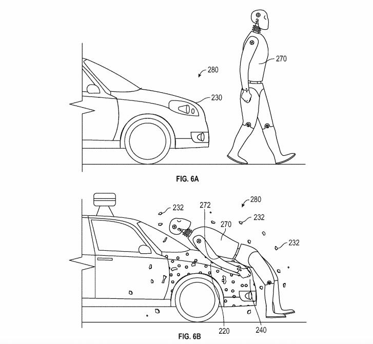 driverless car glue