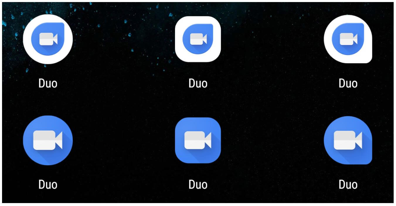 duo adaptive icons