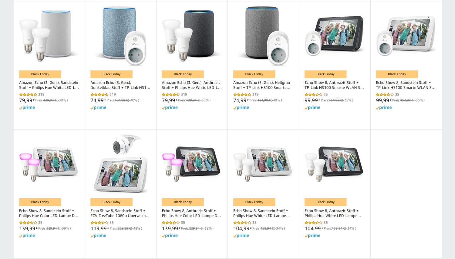 echo smart home bundle 2