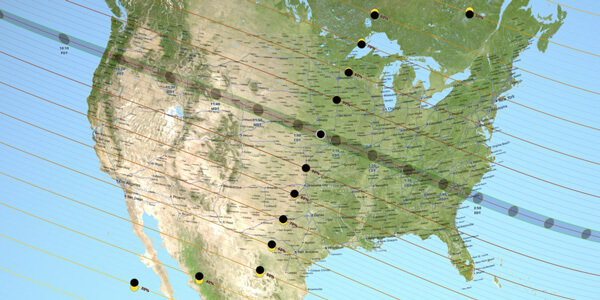 eclipse usa