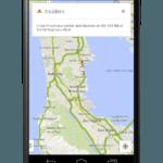 Google Maps 7.0 Route