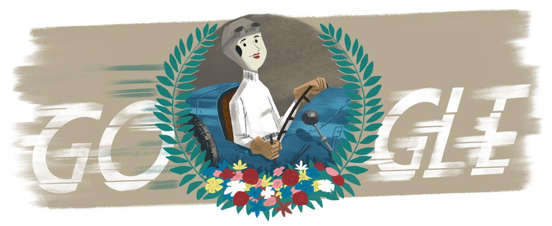 eliska junkova google doodle