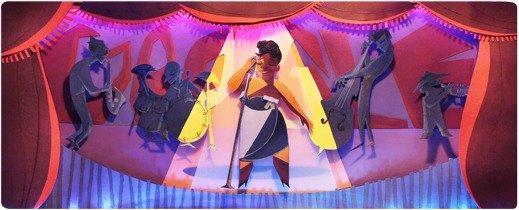 Google Doodle Ella Fitzgerald