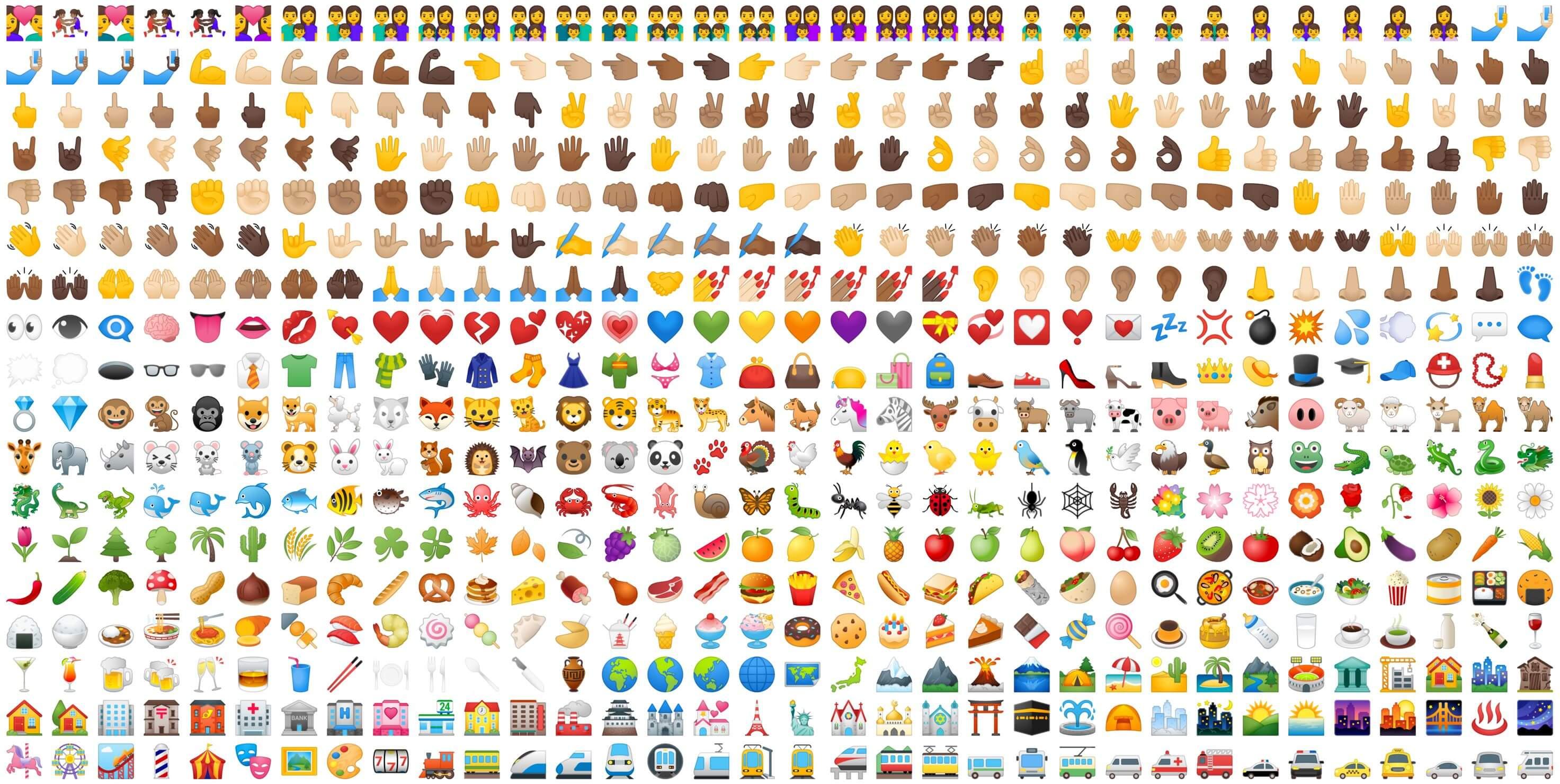 Emoji Alle
