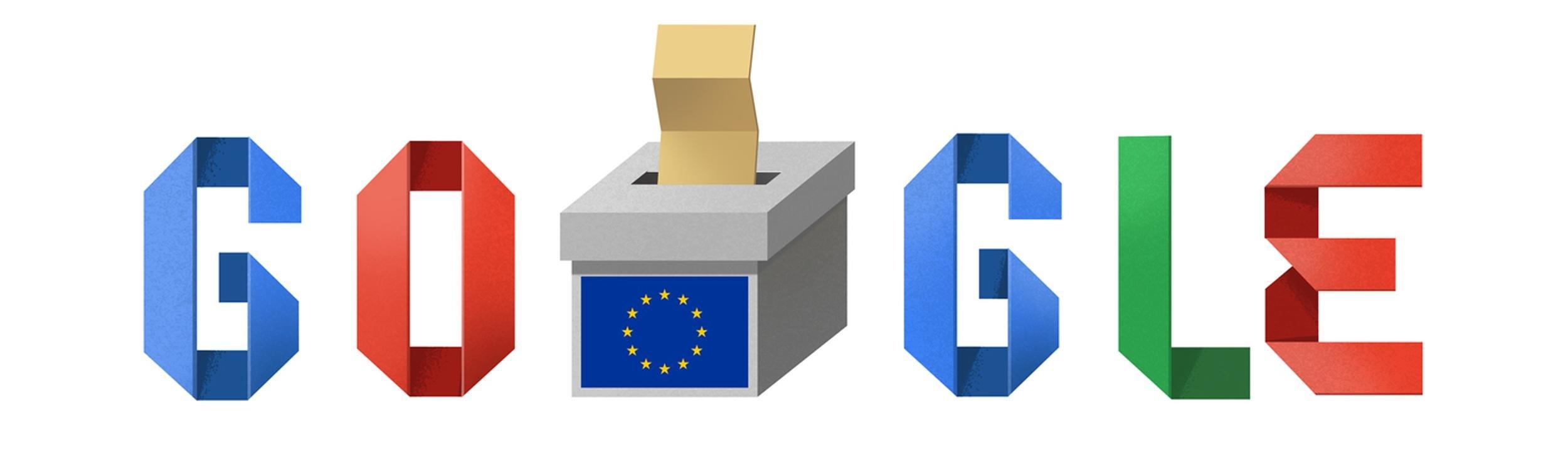europawahl wahlhilfe eu wahl 2019 google doodle