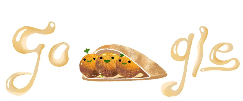 falafel google doodle