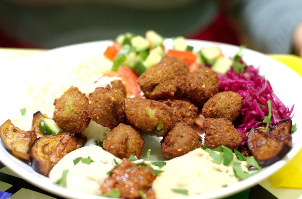 Falafel Wikipedia