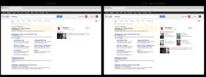 Google Suche mit Google+ Sign In Aktivitäten