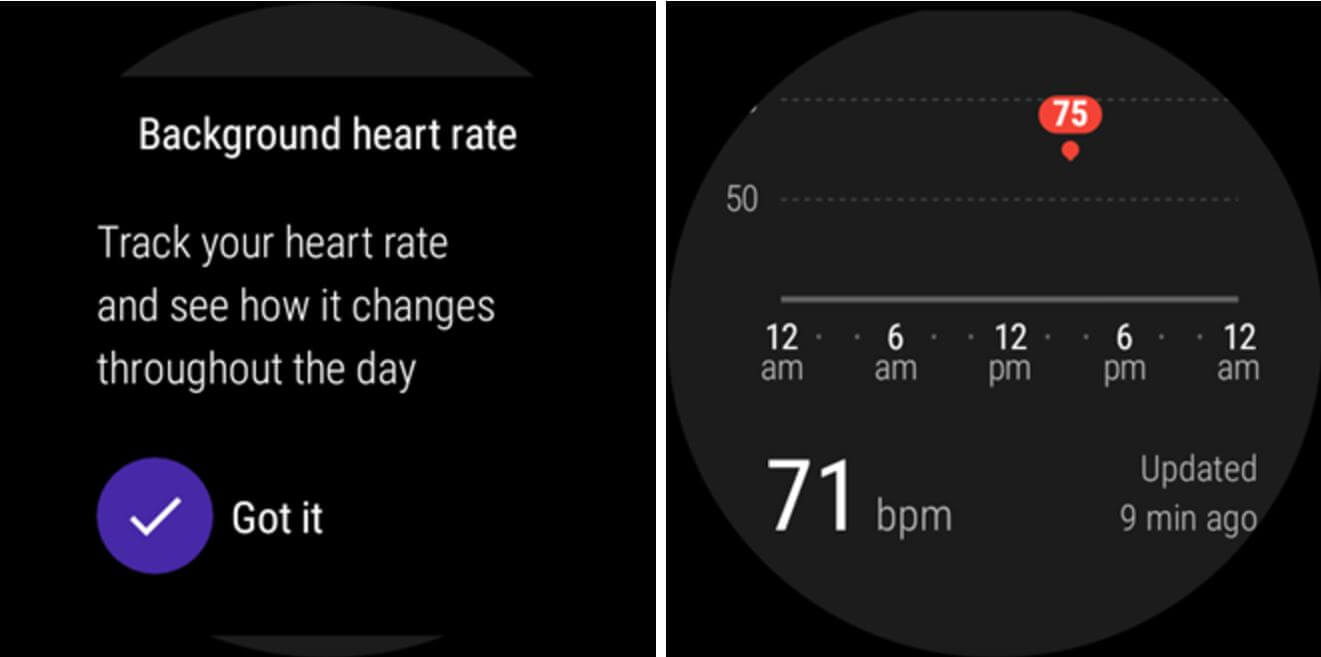 fit heart rate