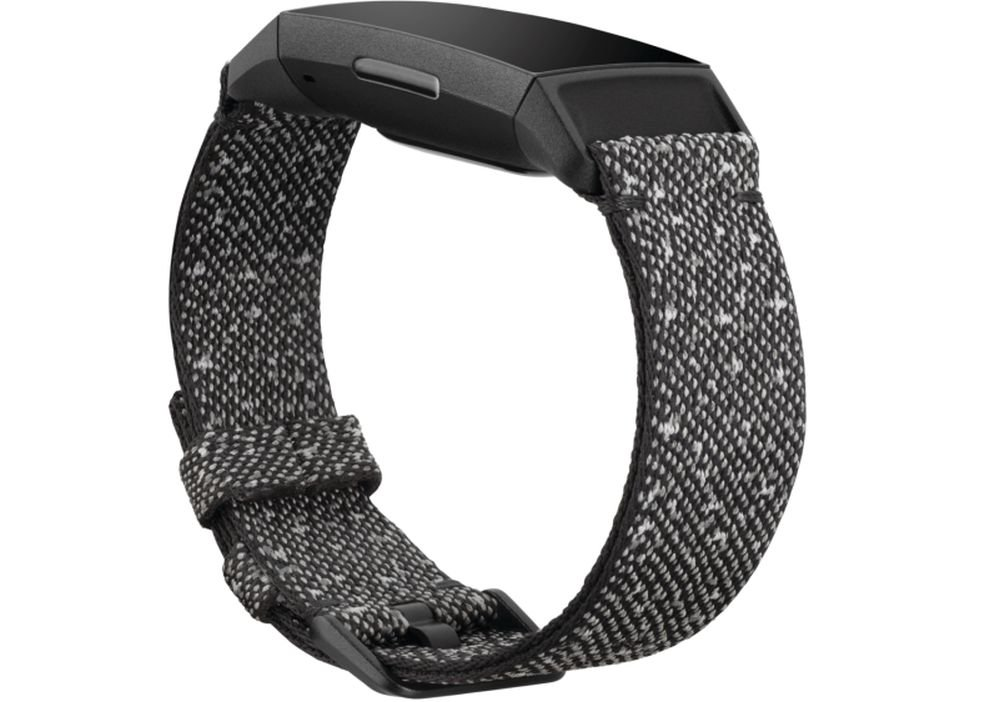 fitbit charge 4 side