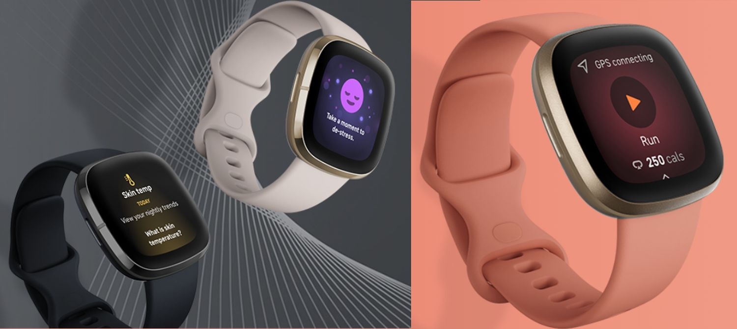 fitbit smartwatches new