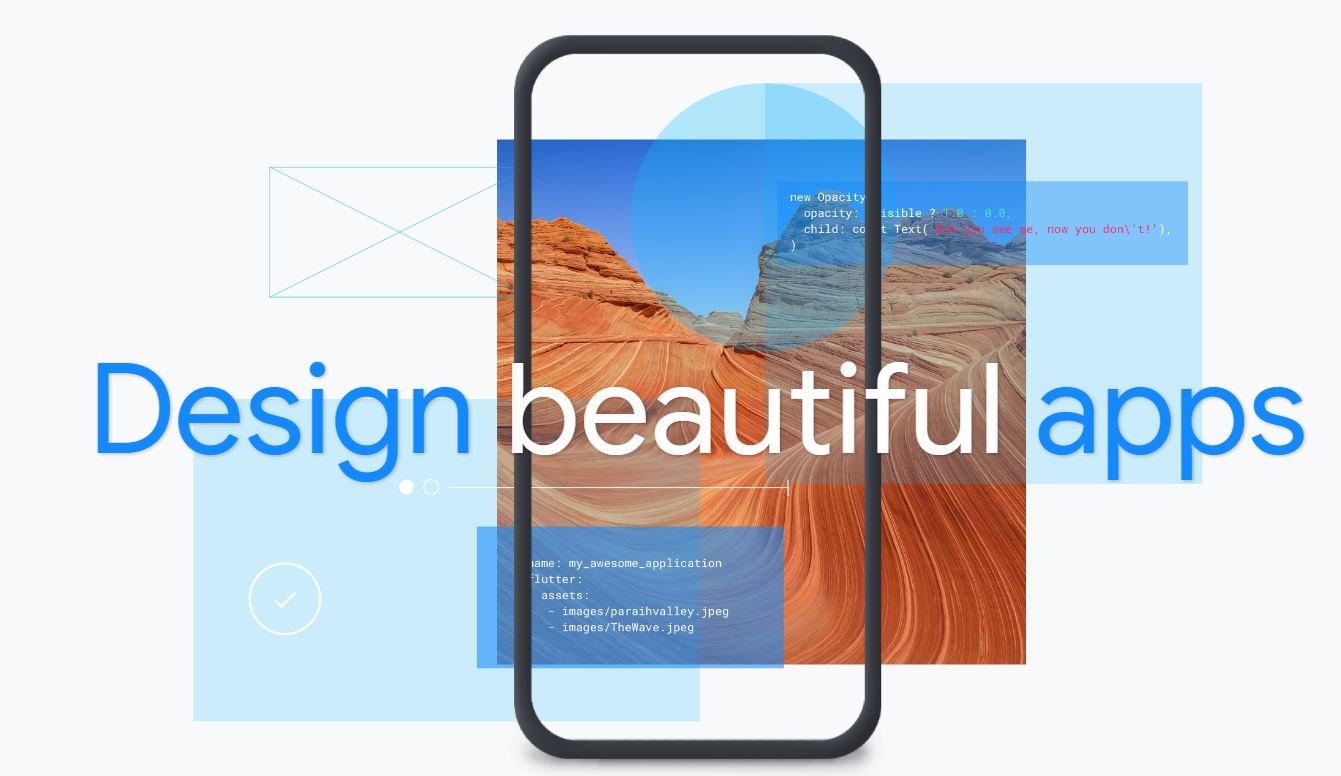 flutter beautiful apps
