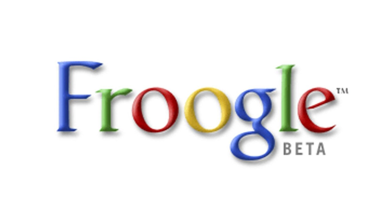 froogle logo