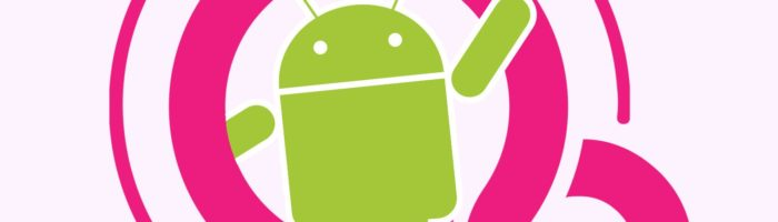 fuchsia android logo