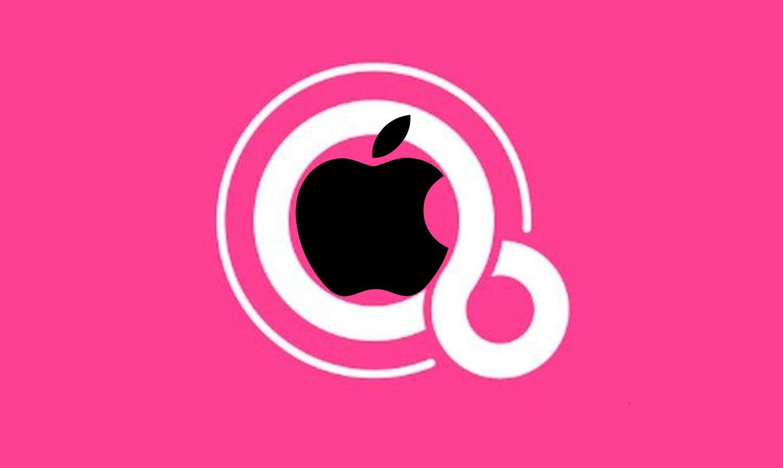 fuchsia apple