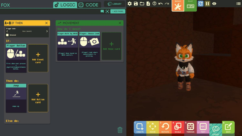 game builder level 2