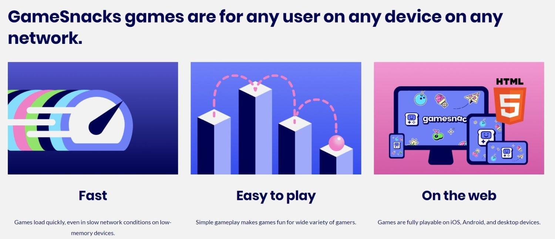gamesnacks data