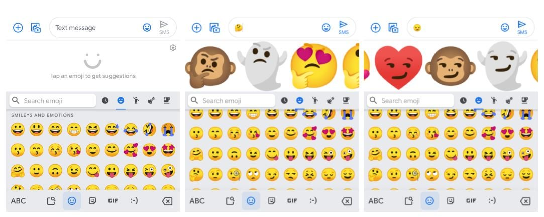 gboard emoji kitchen keyboard