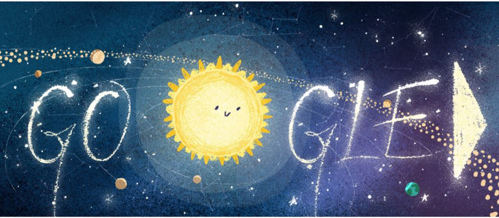 geminiden 2018 google doodle