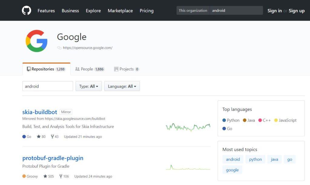 github google