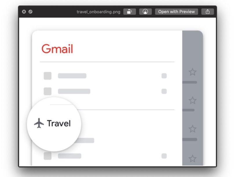 gmail bundles