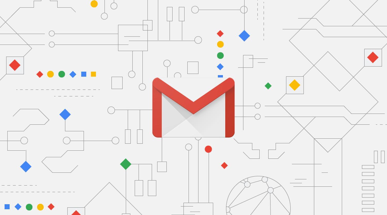 gmail logo modern