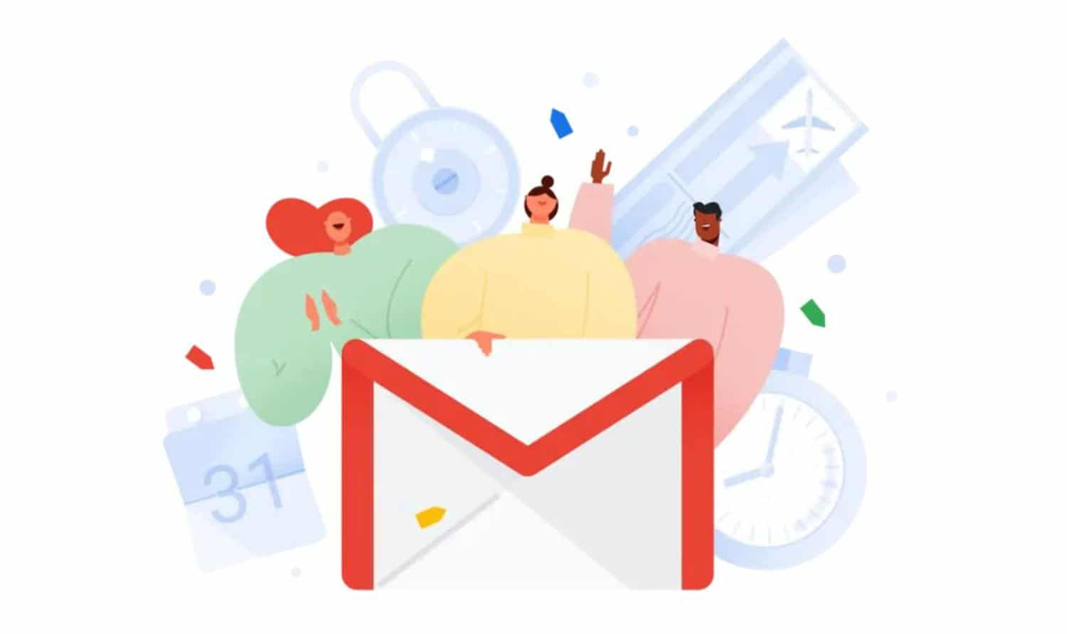gmail new design logo