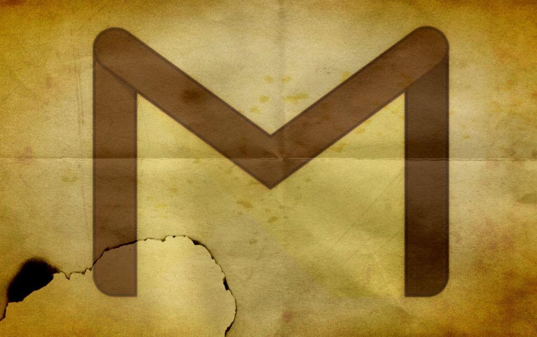 gmail old vintage