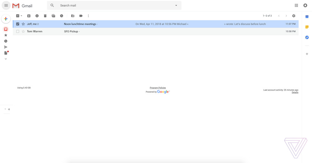 gmail redesign 5