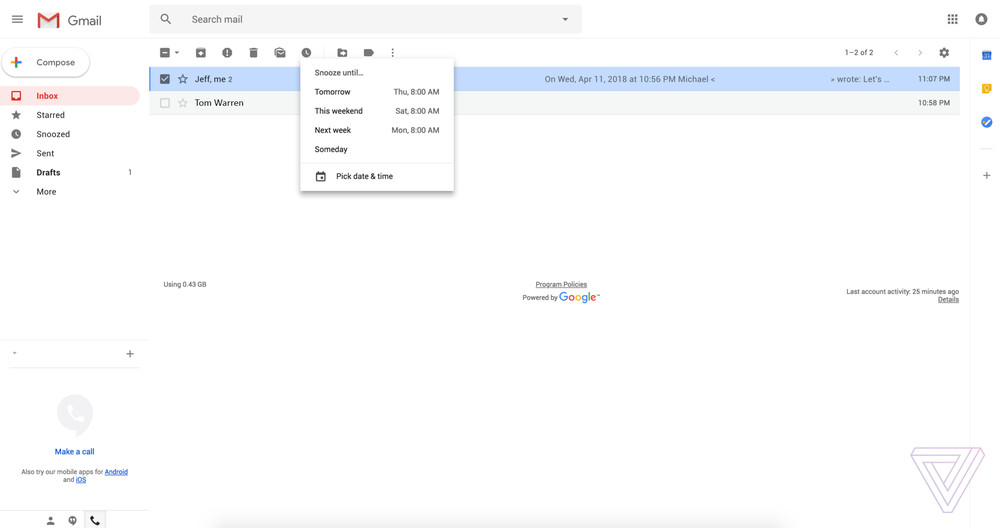 gmail redesign 7