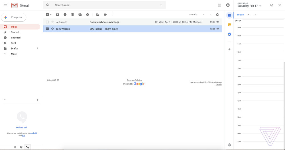 gmail redesign 8