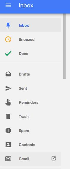 gmail redirect