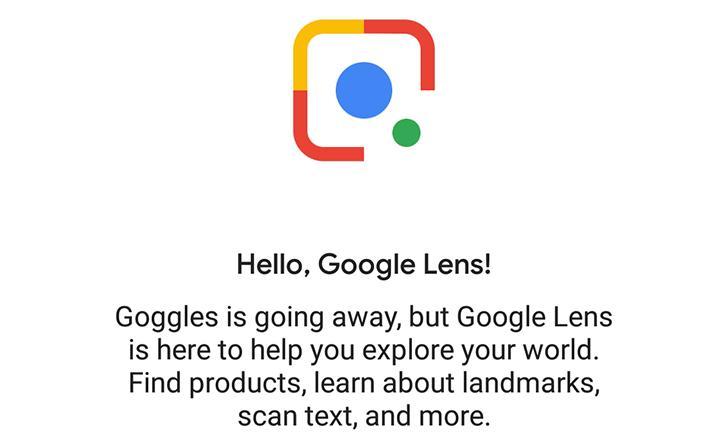 goggles lens