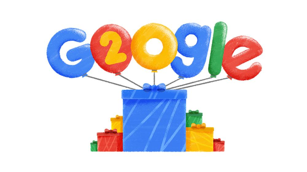 google 20