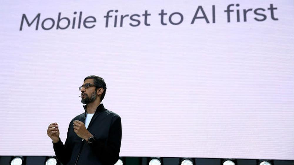 Google AI First