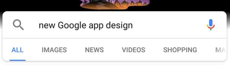 google app round