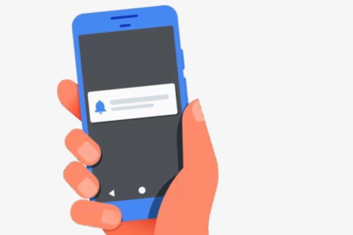 google app smart display benachrichtigung