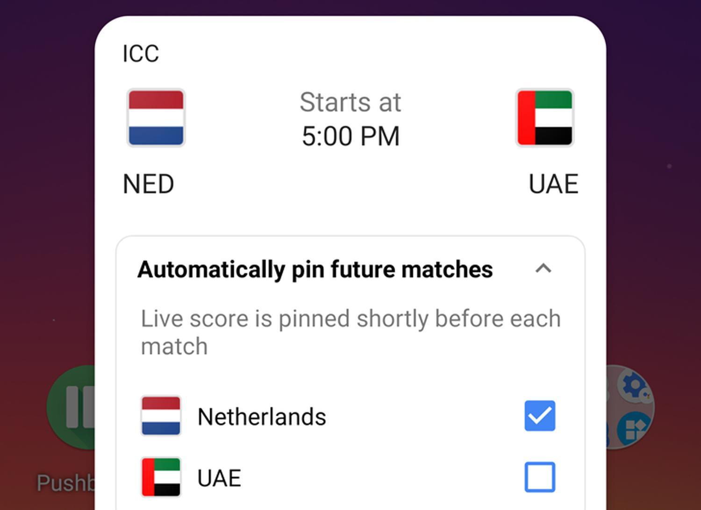 google app sport abo