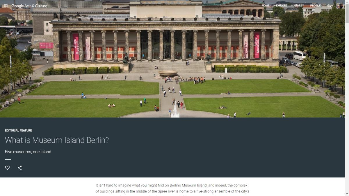google arts and culture museumsinsel berlin