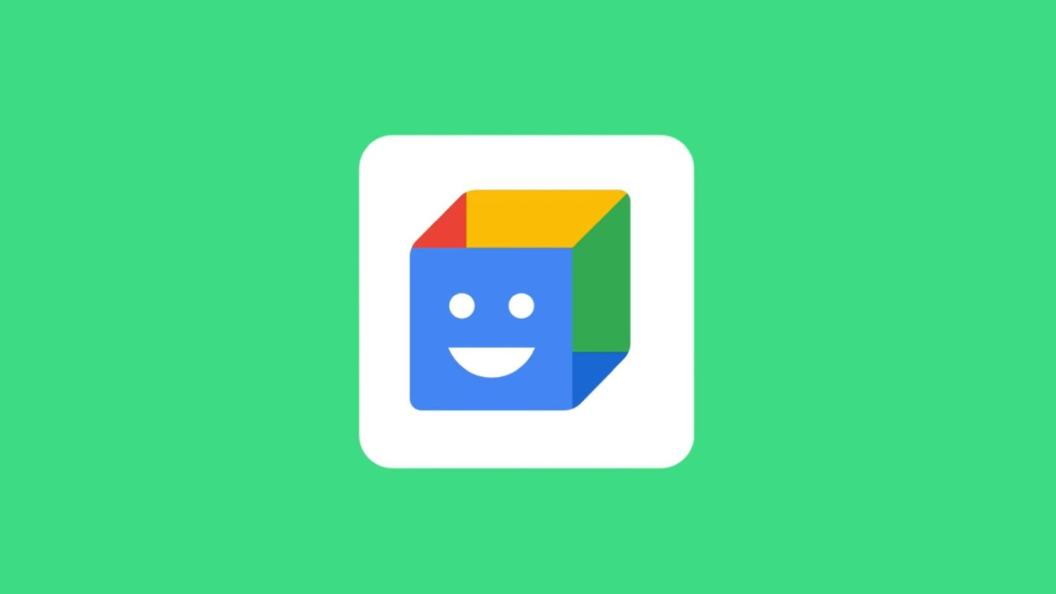 google assistant action blocks logo