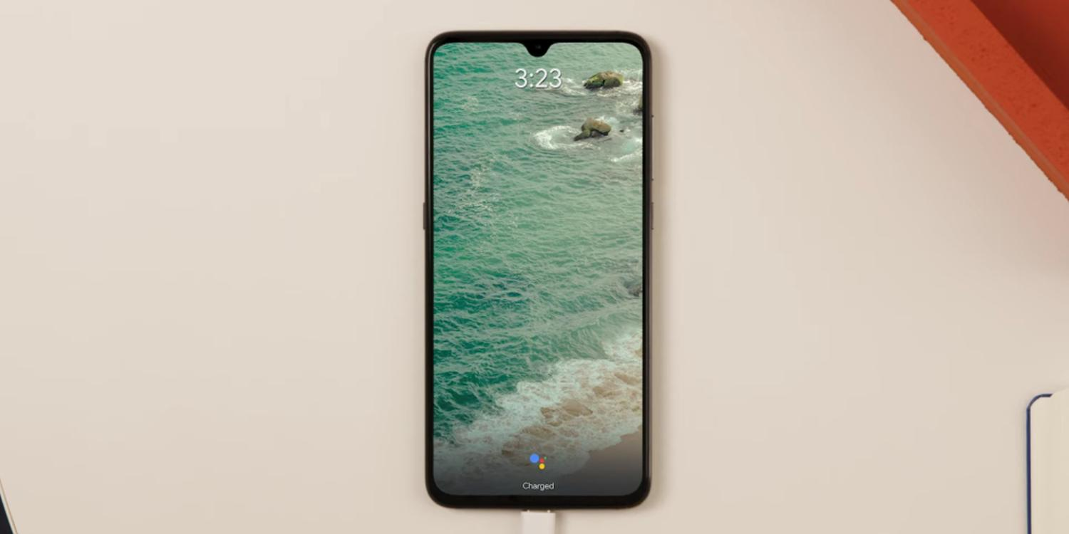 google assistant ambient mode smartphone 2